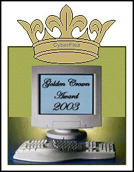 Golden Crown Award - Cyberflea
