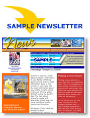 Free Newsletters about Your Neighborhoods
