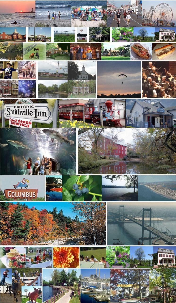 South New Jersey Scenes  (Southern NJ)