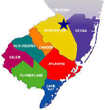 South Jersey - McGuire / Ft Dix area -- Starred