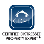 CDPE - Certified Distressed Property Expert